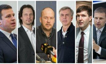 """""""FOORUMI"""" BLOGI: Indrek Saar: mitmed valimiskogu liikmed, kes Mart Helme toetuseks allkirja andsid, ei hääleta tema poolt"""