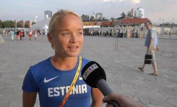 DELFI VIDEO: Maratoonarid Liina ja Lily Luik lähevad isiklikku rekordit jooksma