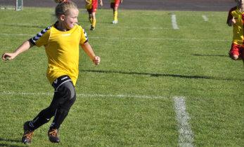 Intervjuu 8-aastase Søs Mariaga, kes ratsutab ja mängib jalgpalli