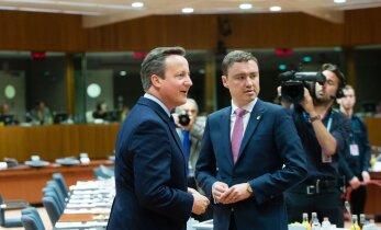 Рыйвас: соглашение Европейского союза с Турцией дало результаты в борьбе с нелегальной иммиграцией
