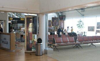 Tallinna lennujaam sai magamispronksi