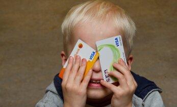 Kontoväljavõtted paljastavad puudega lapse