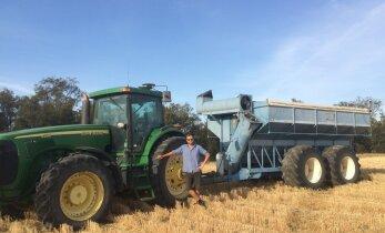 Austraalia farmerid eelistavad eestlasi