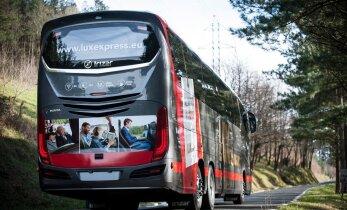 Lux Express начнет привлекать автомобилистов в автобусы