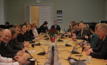 ФОТО: Правление Партии реформ собралось, чтобы обсудить будущее