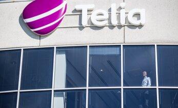 Во втором квартале в Telia увеличился и оборот, и количество клиентов