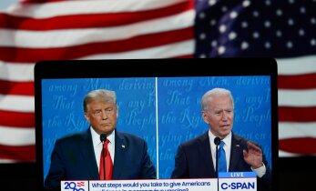 LAUPÄEVAL DELFI TV-s | Millist mõju avaldavad USA presidendivalimiste tulemused Euroopa Liidule ja Eestile?