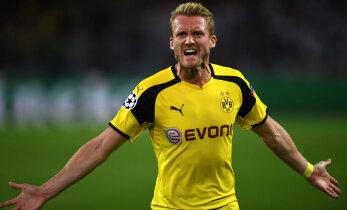 FOTOD: Meistrite liiga: Madridi Real ja Dortmund mängisid viiki, Leicesterile teine võit