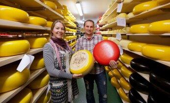 AIVAR ALVISTE hakkas juustumeistriks