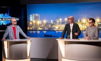 VIDEO | Aivar Riisalu ja Juku-Kalle Raid läksid alkoholi teemal kaklema