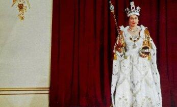 KROONIMISPÄEV: Vaata, kuidas alles noor ja habras Elizabeth II kuningannaks krooniti