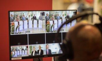ГЛАВНОЕ ЗА ДЕНЬ: Президентские дебаты на Delfi и визит Джо Байдена в Латвию