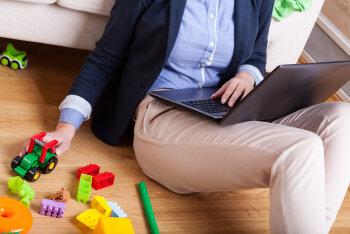Ei meeldi mulle see mõte, et emadelt peaks beebid käest kiskuma lihtsalt sellepärast, et ka nii võiks palgalõhe probleemi lahendada