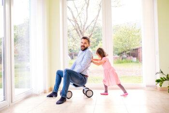 Neli asja, mida alati teha ja neli asja, mida mitte kunagi teha, kui tahad olla hea lapsevanem