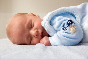 Teadlased kinnitavad: laps võib ennast magama nutta, see ei tee midagi halba