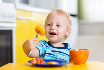 Osale väikelaste toitumisharjumuste uuringus ja võid võita Apollo kinkekaardi