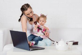 Milline on Eesti lapsevanema olukord tööturul?