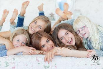 FOTOLUGU: Laste kasvamise kauneid hetki püüdes