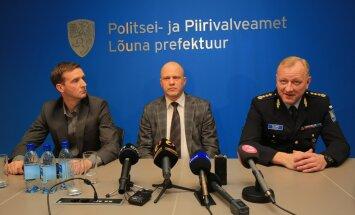 Полиция рассказала детали спецоперации: угонщики были готовы применить к владельцам машин оружие