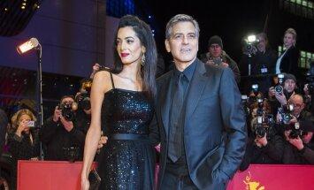 George ja Amal Clooney / Berliini 66. rahvusvahelise filmifestivali avamine