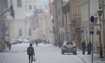 Lumesadu 15.12.13. Tallinn