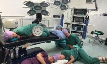 Operatsioonipäeva algus