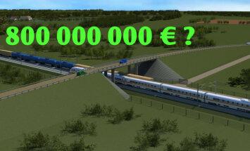 Rail Baltic: kuhu kaovad miljonid eurod?