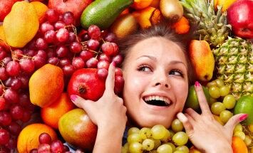 Söö tuju heaks: just need toidud suurendavad õnnetunnet!