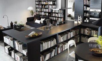 Vaata ideid ja loe nõuandeid, kuidas kujundada avatud kööki