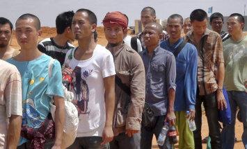 Somaalia piraatide pantvang: sõime ellujäämiseks rotte