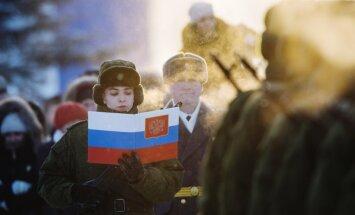 FOTOD: Venemaa on märgatavalt suurendanud oma vägesid Soome piiri ääres