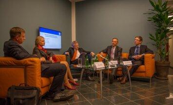 LHV, Nordea, SEB, Swedbanki majandusanalüütikud