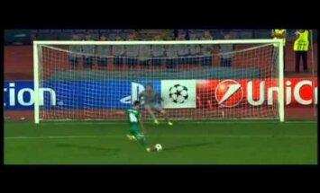 VIDEO: Tõeline ime! Väljakumängija astus väravasse, tõrjus kaks penaltit ja aitas bulgaarlased Meistrite liigasse