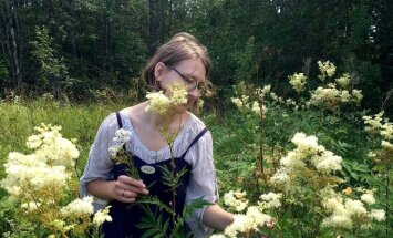 Ehete valmistamine annab võimaluse liikuda looduses ning saada taimedega lähemalt tuttavaks.