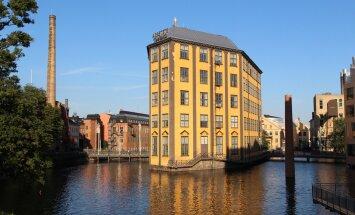 ФОТО DELFI. Чудо Швеции: как промышленный город стал туристической Меккой