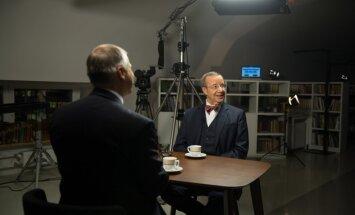 Presidendi aastalõpu intervjuu salvestamine