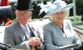 Prince Charles, Camilla Duchess Of York
