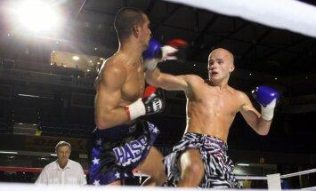 Kevin Renno Fighting Galal Saku suurhallis