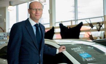 Suure autofirma juht toob Rõivase maa peale tagasi: jutud Eesti üliedevast autopargist on tugevasti liialdatud