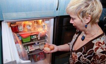 Дверцу холодильника назвали худшим местом для хранения яиц