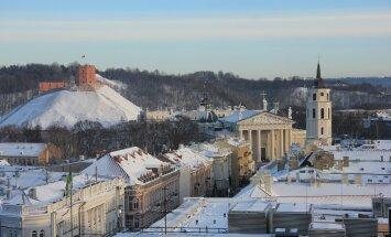 В Вильнюсе введут налог
