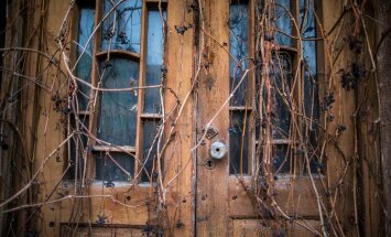 Valga ununenud majad
