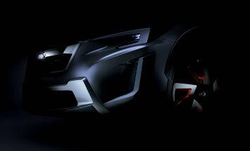 Subaru näitab Genfis uue krossoveri XV kontsepti