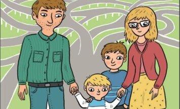 Uus käsiraamat leevendab puudega laste perede infosulgu