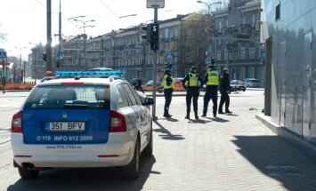 Politsei tänavapatrullid