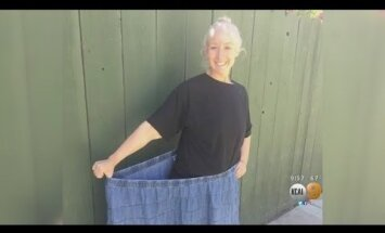 Uskumatu saavutus: naine kaotas nelja aastaga 159 kilo