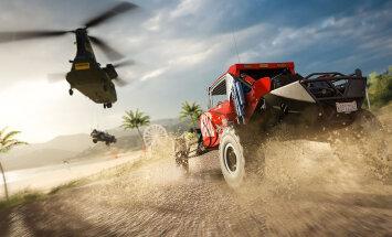 26. september kuni 2. oktoober: uusi videomänge – FIFA 17, Forza Horizon 3, Sonic Boom: Fire & Ice
