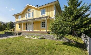 FOTOD JA VIDEO: Vaata luksuslikke elamisi Pärnumaal