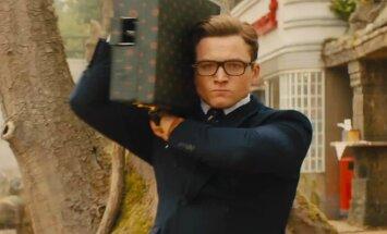 """TREILER: """"Kingsman: Kuldne ring"""" - ülistiilsed Briti superagendid on tagasi"""