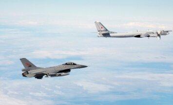USA ohvitserid: Vene pommitajad võisid Põhjamere ja Atlandi kohal harjutada tuumarünnakut